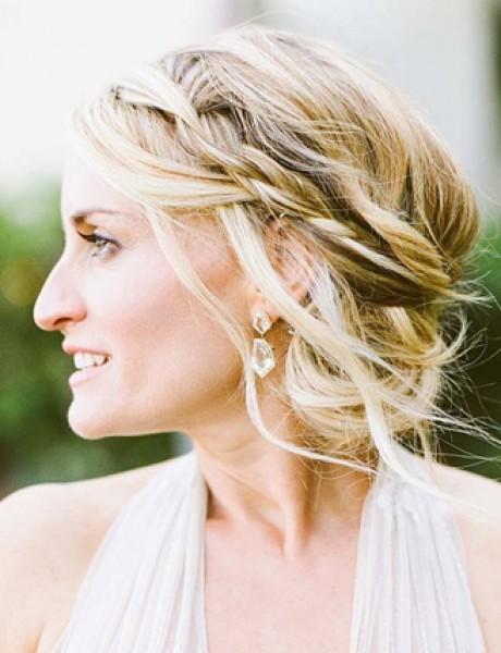 Provokativne frizure za venčanja
