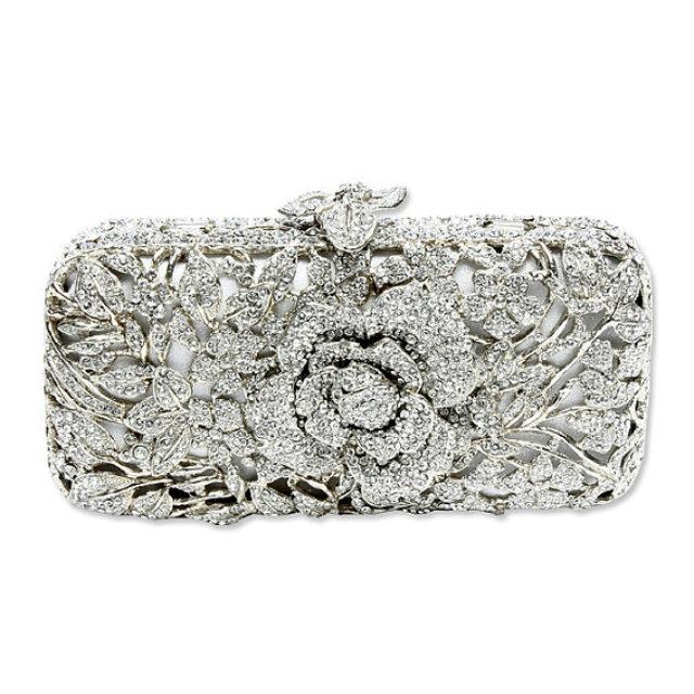 Clara Kasavina Rosalie Clutch Idealna tašnica za venčanje