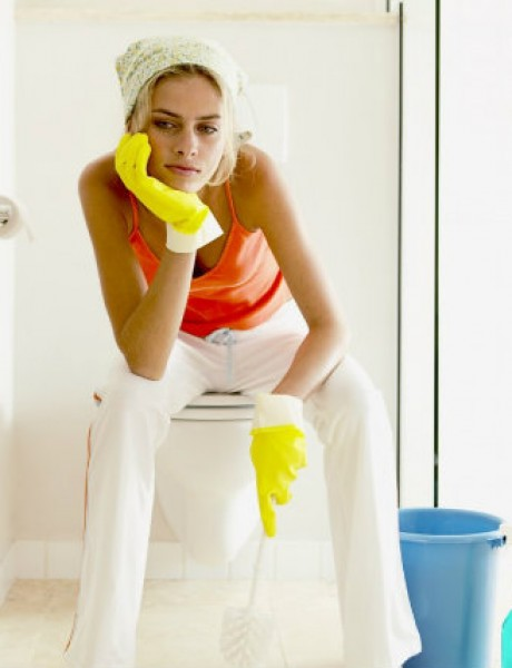 Napravite sredstvo za čišćenje kupatila