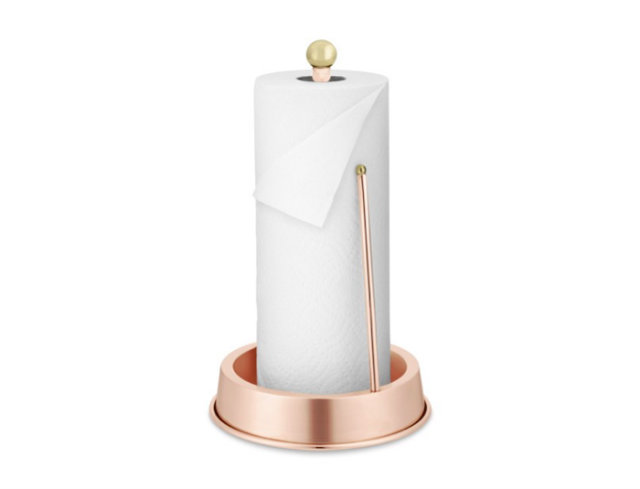 Copper Paper Towel Holder Williams Sononma Remodelista Zanimljivi držači za ubruse