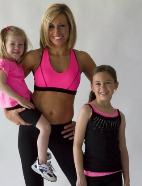 Iako imate decu, imate vremena za vežbanje!