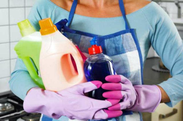 Kitchen Spring Cleaning Tips2 Home made: Sredstvo za čišćenje kuhinje