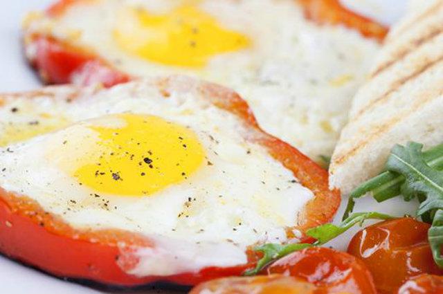 Ring Around An Egg Pet najboljih recepata za jela od jaja