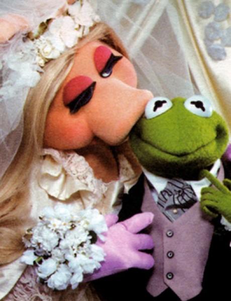 Kermit i Mis Pigi venčanje