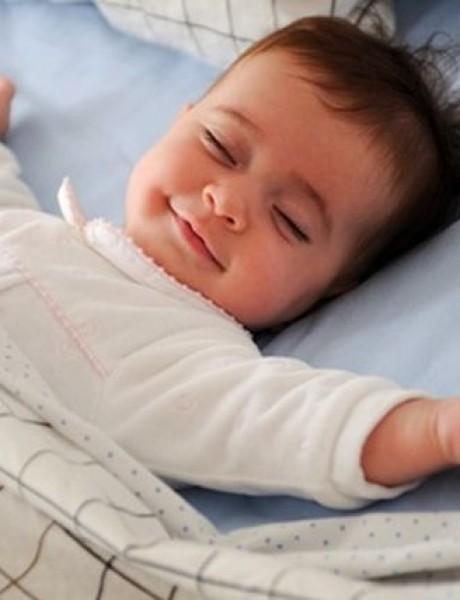 Kakav ritam spavanja uspostavlja vaša beba?