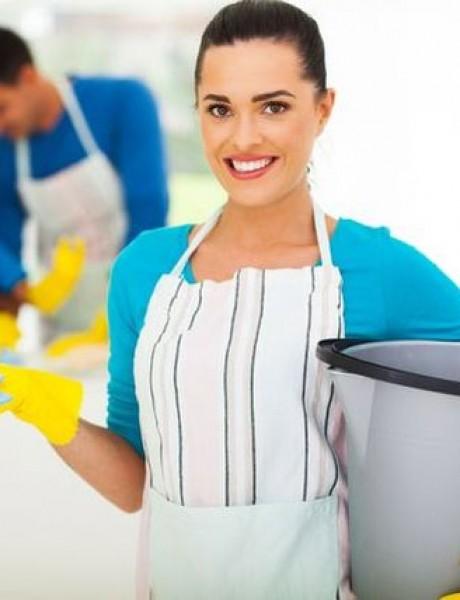Prečice efektivnog čišćenja