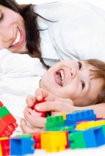 Preko aktivne mame do aktivne bebe