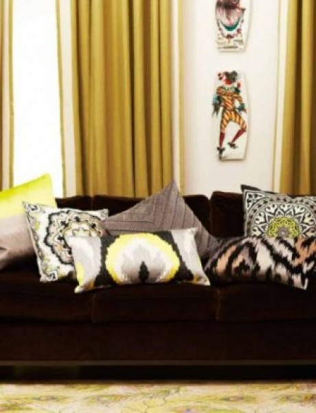 Nanet Lepor: Promenite enterijer spavaće sobe menjajući posteljinu