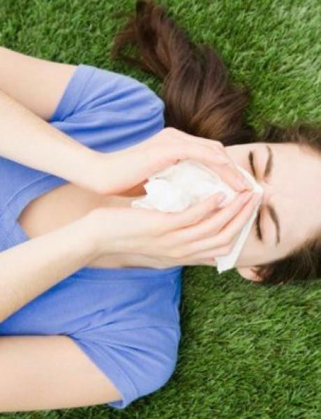 Vi vs. prolećne alergije