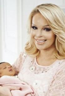 Kejti Pajper pokazala prve slike svoje bebe