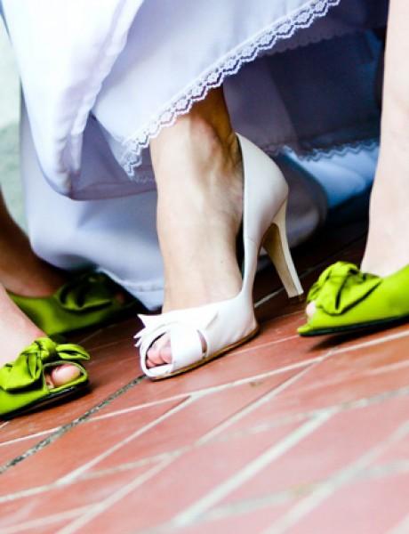 Koje cipele nositi za venčanje