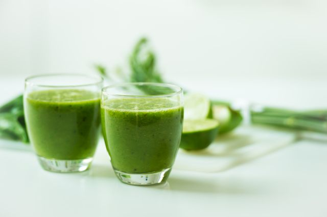 kale smoothie Kelj: Čudesni list detoksikacije