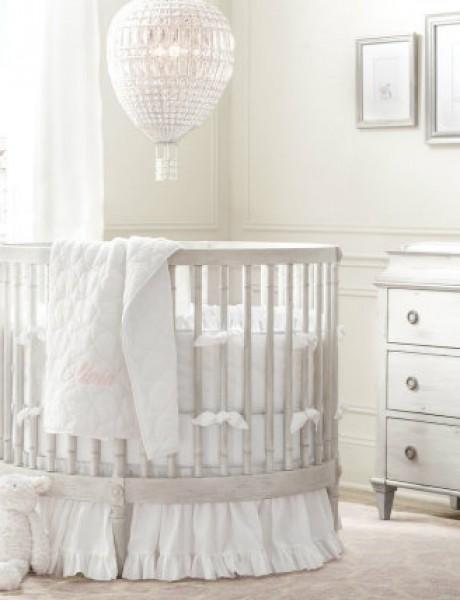 Uredite sobu svoje bebe