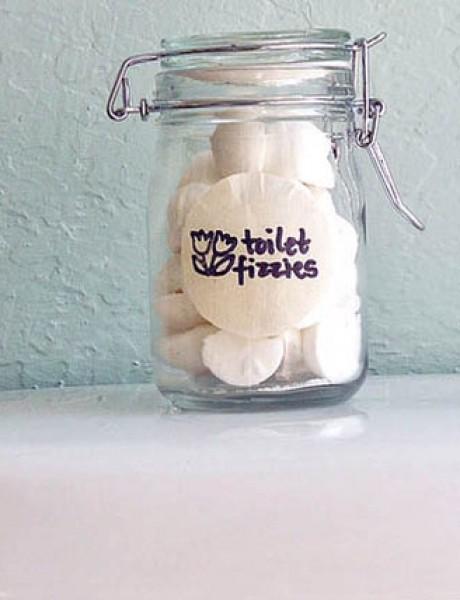 Mirišljavi sunđerčići za sveže kupatilo