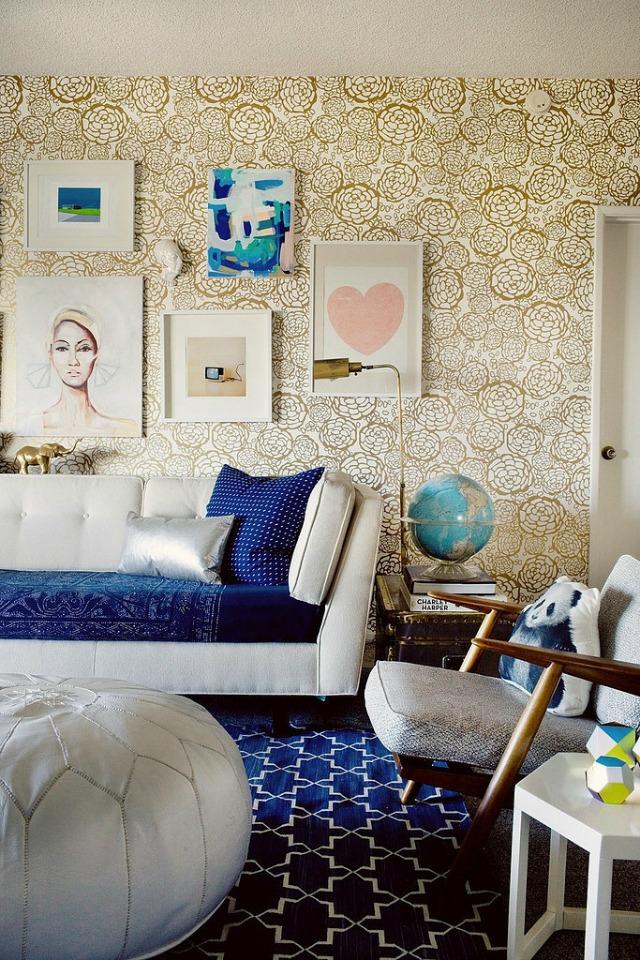 142 Osvežite svoj dom: Prekrivači, jastuci i boja mastila