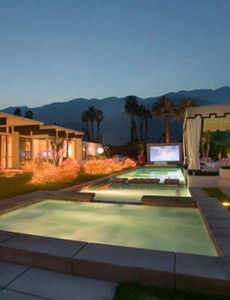 Medeni mesec pored glamuroznih bazena