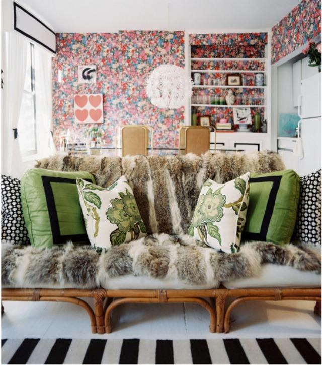 328 Osvežite svoj dom: Prekrivači, jastuci i boja mastila