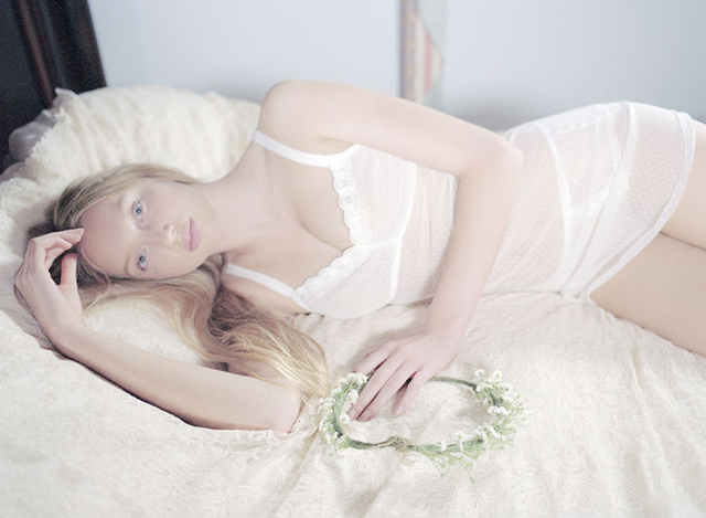 4 erin fetherston for cosabella lingerie sexy honeymoon lingerie 0211 w724 Erin Federston: Nova kolekcija donjeg veša za medeni mesec