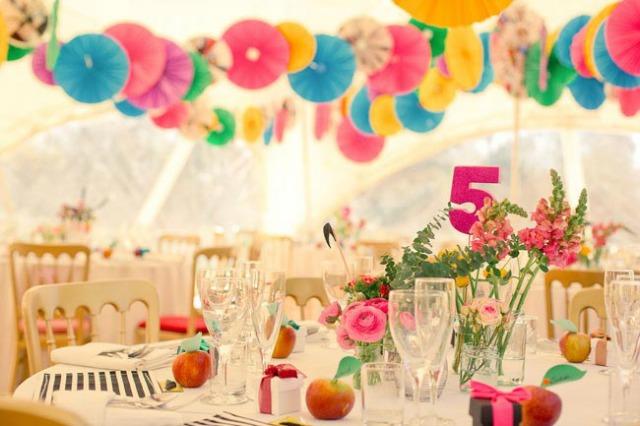 5 cool wedding theme ideas for summer 2014 kerriemitchell.co .uk  Nekoliko predloga za vaše jedinstveno, tematsko venčanje