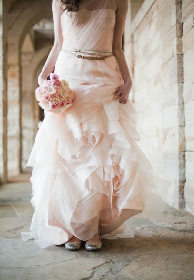 6401 Venčanica dana: Bajkovita roze haljina