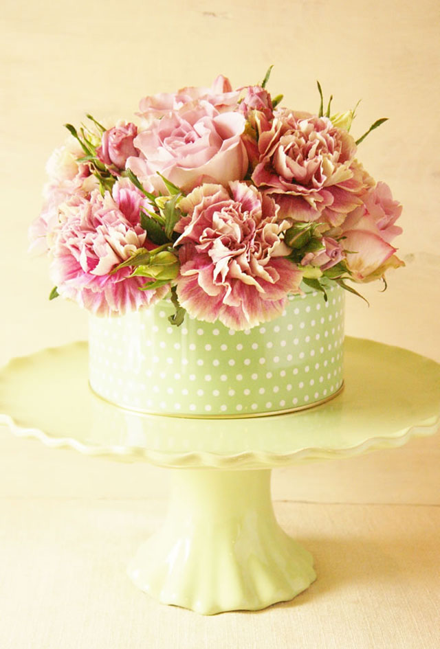 7 savvy wedding flowers for a small budget Carnations Budite lukavi: Prelepi buketi za ograničen budžet