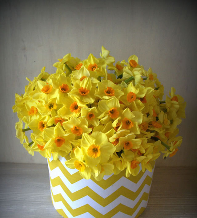 7 savvy wedding flowers for a small budget Narcissi Budite lukavi: Prelepi buketi za ograničen budžet