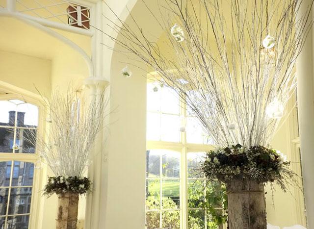 7 savvy wedding flowers for a small budget Twigs Budite lukavi: Prelepi buketi za ograničen budžet