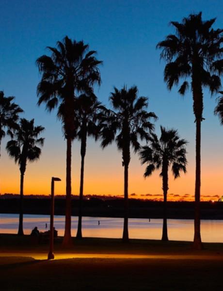 Najlepši zalasci sunca u Kaliforniji