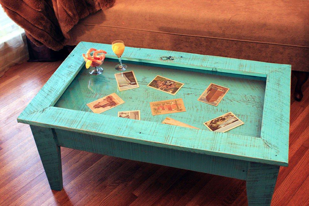 Coffee Tables Kako da iskoristite uspomene sa putovanja