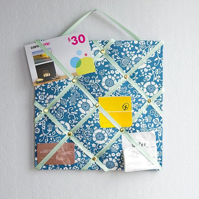 DIY Memory Board1 Unikatne, a prelepe: Pozivnice za vaše venčanje