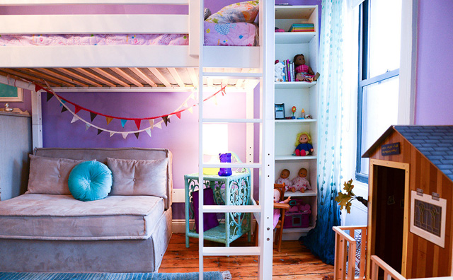 U ovakvoj dečijoj sobi biste i vi želeli da spavate