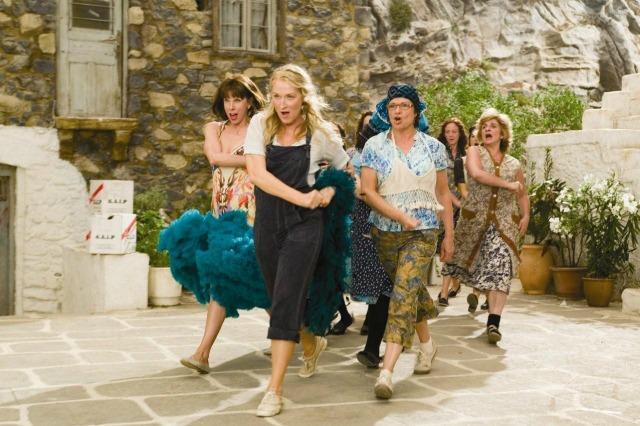 Mamma mia the movie C Peter Mountain Filmska venčanja: Mama Mia!