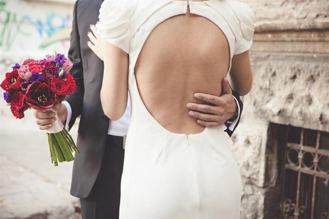 Moderno venčanje Wannabe Bride intervju: Ivana Marinković Mandić, Jedan frajer i bidermajer