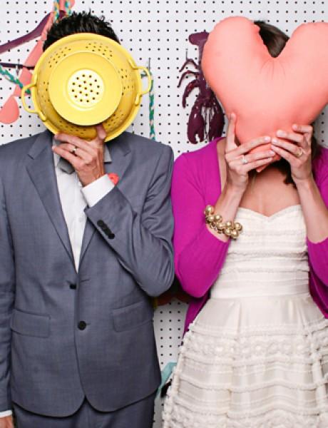 Slobodno ukrasite svoje venčanje srcima!