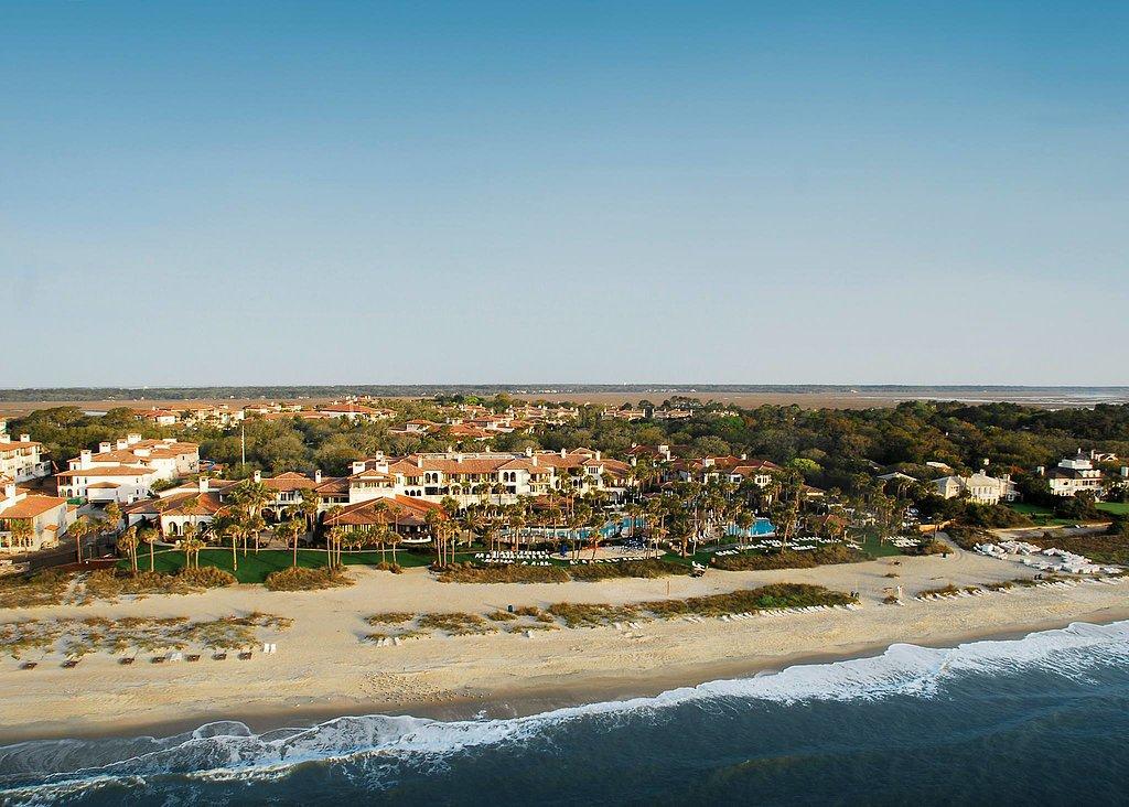 Sea Island Najbolja porodična odmarališta u Americi
