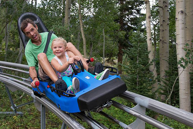 Snowbird Ski Summer Resort Najbolja porodična odmarališta u Americi