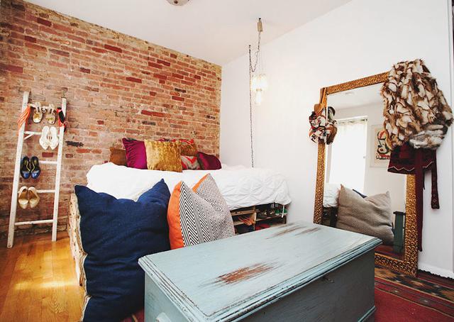 Soho Studio Apartment Pictures1 Vrhunski njujorški enterijer   za džabe!