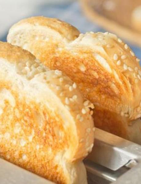 Do sjajnijeg tostera za pet minuta