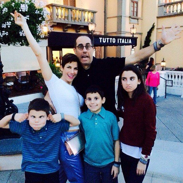 Totally Relatable Parenting Humor Jessica Seinfeld Koga da prate Instagram mame?