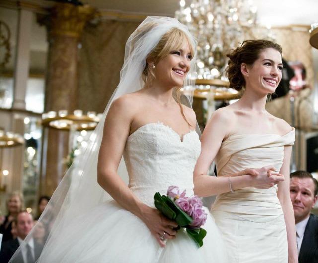 bride wars 05 Filmska venčanja: Kad neveste zarate
