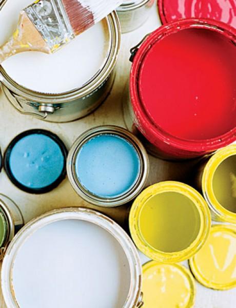Izbegnite tipične greške pri izboru boja za sobu