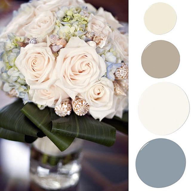 colors beachy bouquet would absolutely stunning Zidovi u boji cveća