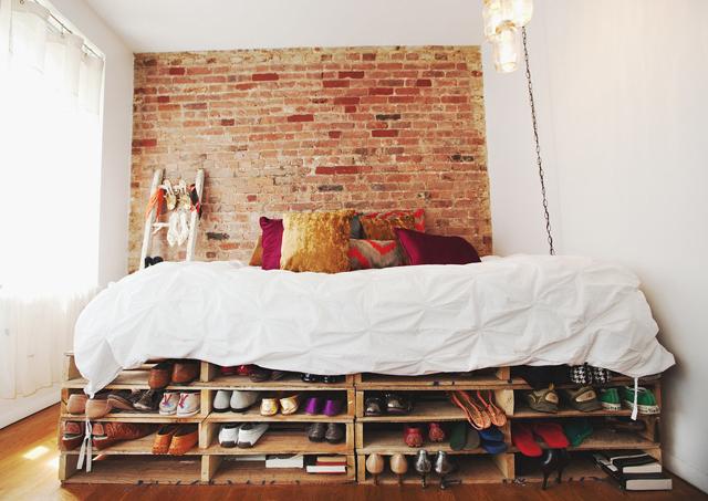 doubt room focal point day bed also doubles1 Vrhunski njujorški enterijer   za džabe!