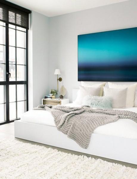 Izaberite najbolju paletu boja za svoju spavaću sobu