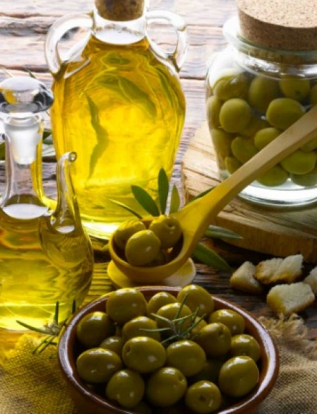 Njegovo veličanstvo maslinovo ulje
