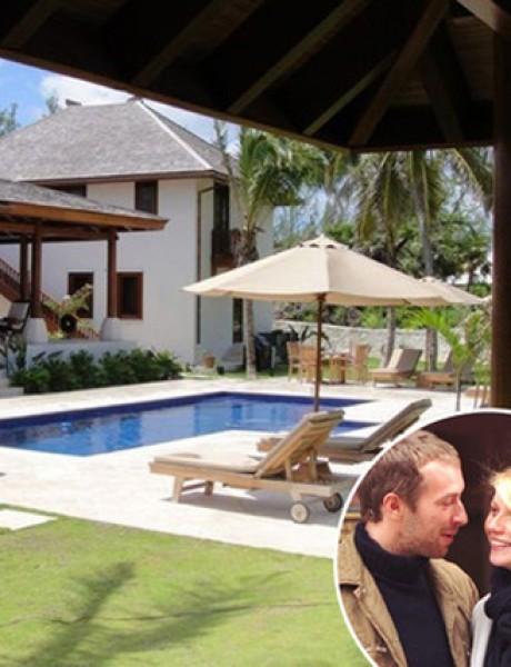 Stan Gvinet Paltrou i Krisa Martina na Bahamima