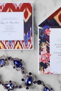 Kad Oskar de la Renta kreira pozivnice za venčanje