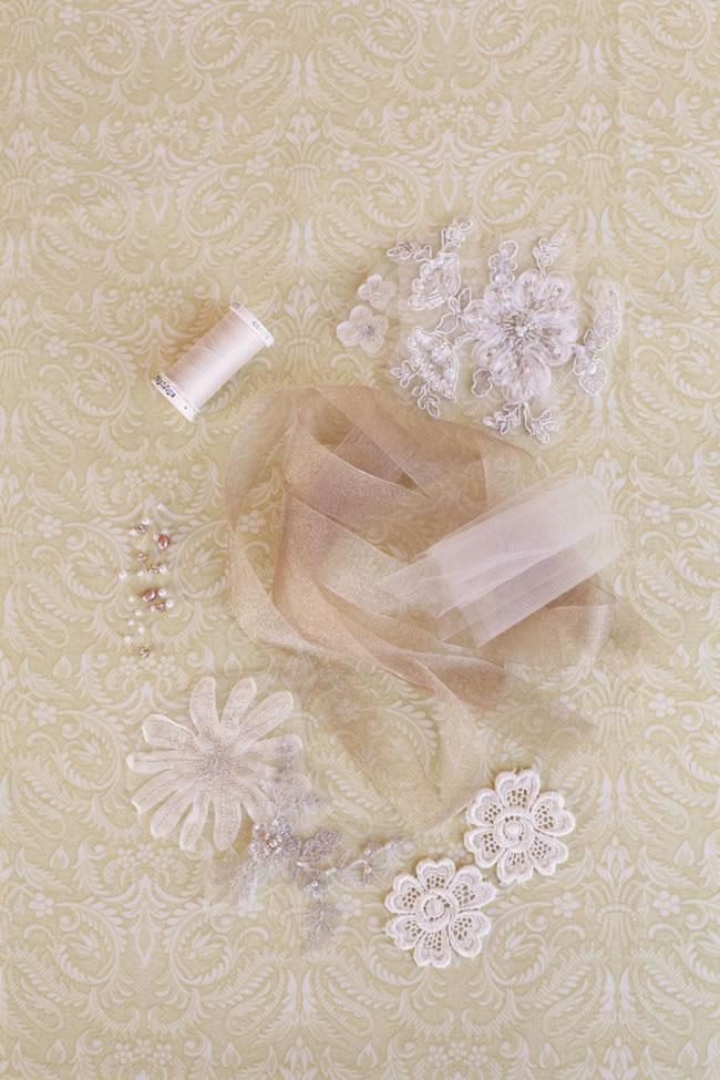 144 DIY: Vintage pojas za haljinu