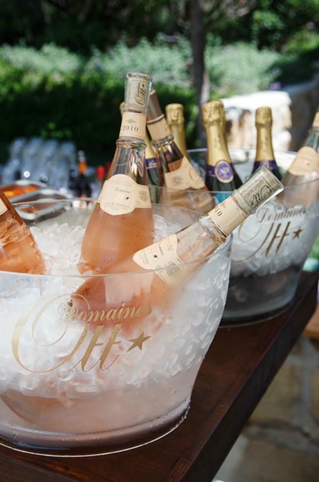 146 Rosé vino za divan početak braka