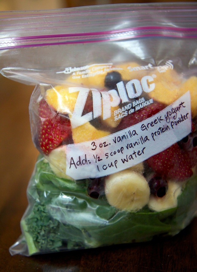 148 Letnja varijanta: Paketići voća i povrća za smoothie